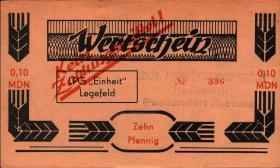 "L.112.10 LPG Possendorf "" Freundschaft""  0,10 MDN (1)"