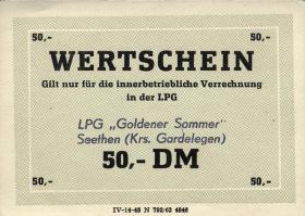 """L.129.8 LPG Seethen """"Goldener Sommer"""" 50 DM (1)"""