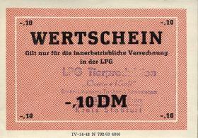 "L.136.25 LPG Tarthun ""Vereinte Kraft"" 0,10 DM (1)"