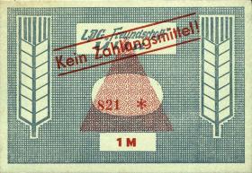 """L.141.22 LPG Ulla """"Freundschaft"""" 1 Mark (1)"""