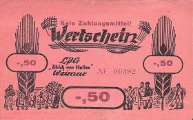"""L.148.1 LPG Weimar """"Ulrich von Hutten"""" 0,50 (1)"""