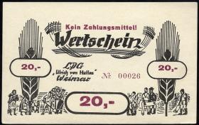 """L.148.4 LPG Weimar """"Ulrich von Hutten"""" 20 (1)"""