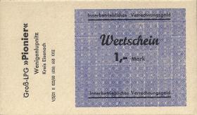 "L.150.2 Groß-LPG Wenigenlupnitz ""Pionier"" 1 Mark (1)"