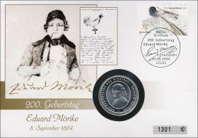 V-005 • Eduard Mörike - 200. Geburtstag
