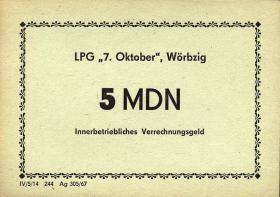 """L.152.12 LPG Wörbzig """"7.Oktober"""" 5 MDN (1)"""