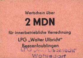 """L.153a.10 LPG Wohlsdorf """"Karl Liebknecht"""" 2 MDN (1)"""