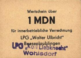 """L.153a.2 LPG Wohlsdorf """"Karl Liebknecht"""" 1 MDN (1)"""