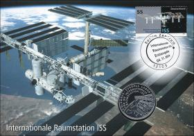 V-013 • Internationale Raumstation ISS