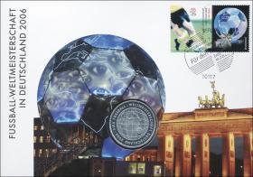 V-024 • Fussball-WM in Deutschland (2005)