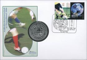 V-028 • Fußballweltmeisterschaft in Deutschland