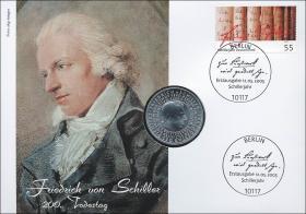 V-039 • Friedrich von Schiller