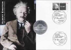 V-048 • Albert Einstein