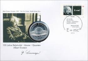 V-050 • Albert Einstein - 100 Jahre Relativität