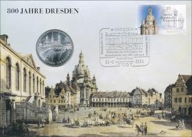 V-121 • 800 Jahre Dresden