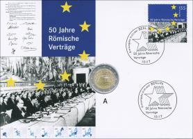 V-150 • Römische Verträge >2 Euro Ausgabe A