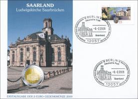 V-258 • Saarland - Ludwigskirche