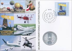 V-284 • 100 J. Intern. Luftfahrtausstellung ILA