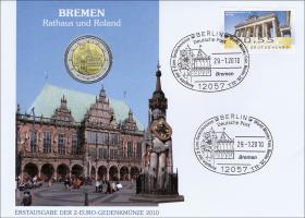 V-314 • Bremen - Rathaus und Roland