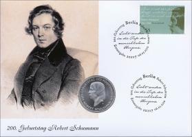 V-322 • Robert Schumann - 200. Geburtstag