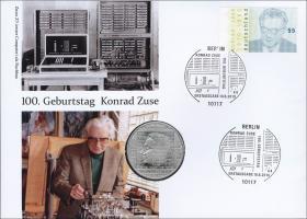 V-326 • 100. Geburtstag Konrad Zuse