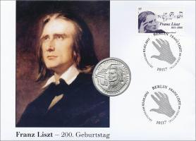 V-364 • Franz Liszt - 200. Geburtstag