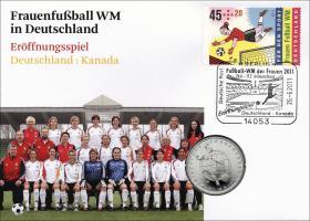 V-372 • Frauenfußball WM