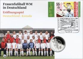 V-373 • Frauenfußball WM > PP-Ausgabe