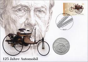 V-370 • 125 Jahre Automobil