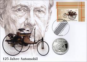 V-371 • 125 Jahre Automobil > PP-Ausgabe