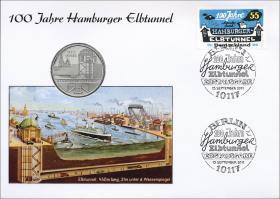 V-378 • 100 Jahre Hamburger Elbtunnel