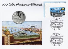 V-379 • 100 Jahre Hamburger Elbtunnel>PP Ausgabe
