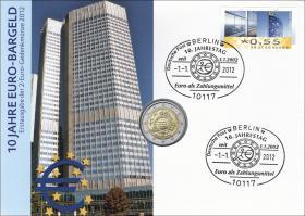L-8731 • 10 Jahre Euro-Bargeld