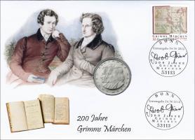 L-8770 • 200 Jahre Grimms Märchen