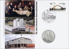 L-8780 • 100 Jahre Nationalbibliothek