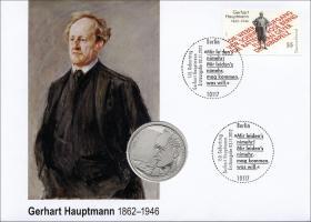 L-8799 • Gerhart Hauptmann 1862-1946 PP