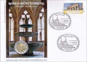 L-8801 • Baden-Württemberg - Kloster Maulbronn