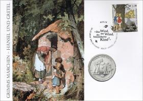 L-8872 • Grimms Märchen - Hänsel und Gretel