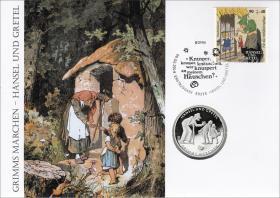L-8879 • Grimms Märchen - Hänsel und Gretel PP