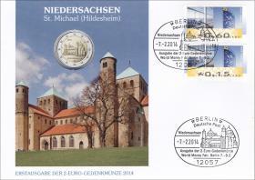 L-8884 • Niedersachsen - St. Michael (G)