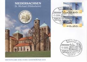 L-8885 • Niedersachsen - St. Michael (J)