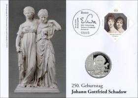 L-8899 • 250. Geburtstag Joh. Gottfried Schadow PP