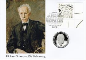 L-8909 • Richard Strauss - 150. Geburtstag PP