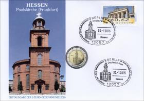 L-8930 • Hessen - Paulskirche (Frankfurt)