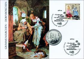 L-8950 • Grimms Märchen - Dornröschen
