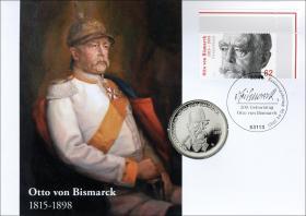 L-8969 • Otto von Bismarck 1815-1898 PP