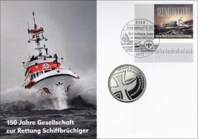 L-8979 • 150 Jahre Gesellschaft zur Rettung Schiffbrüchiger PP