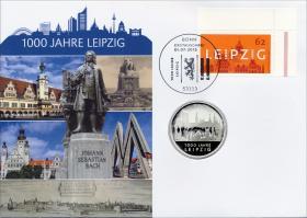 L-8980 • 1000 Jahre Leipzig