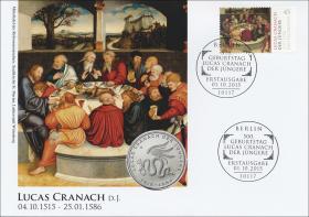 L-8990 • Lucas Cranach D. J.