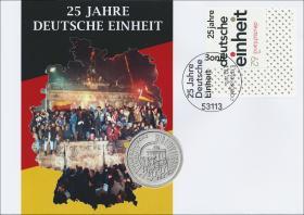L-9004 • 25 Jahre Deutsche Einheit (J)