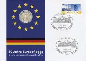 L-9010 • 30 Jahre Europaflagge
